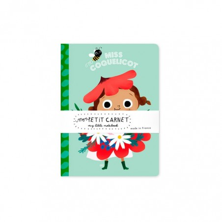 carnet miss coquelicot