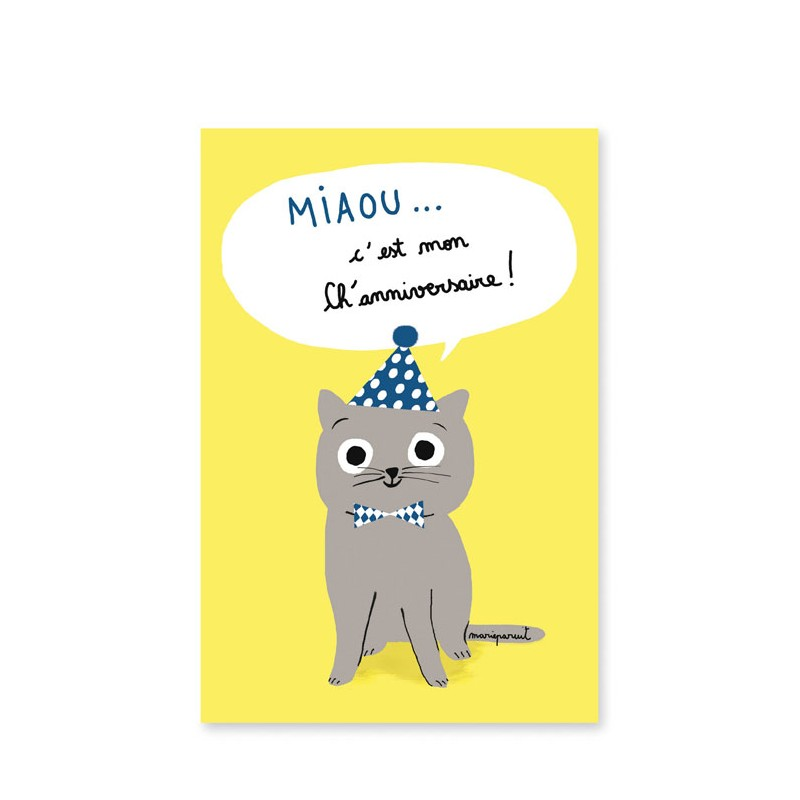 cats invitation cards