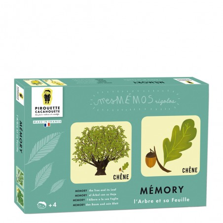memory game trees