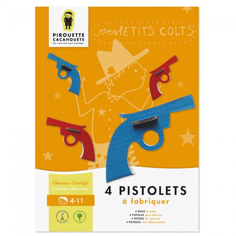 kit créatif pistolets