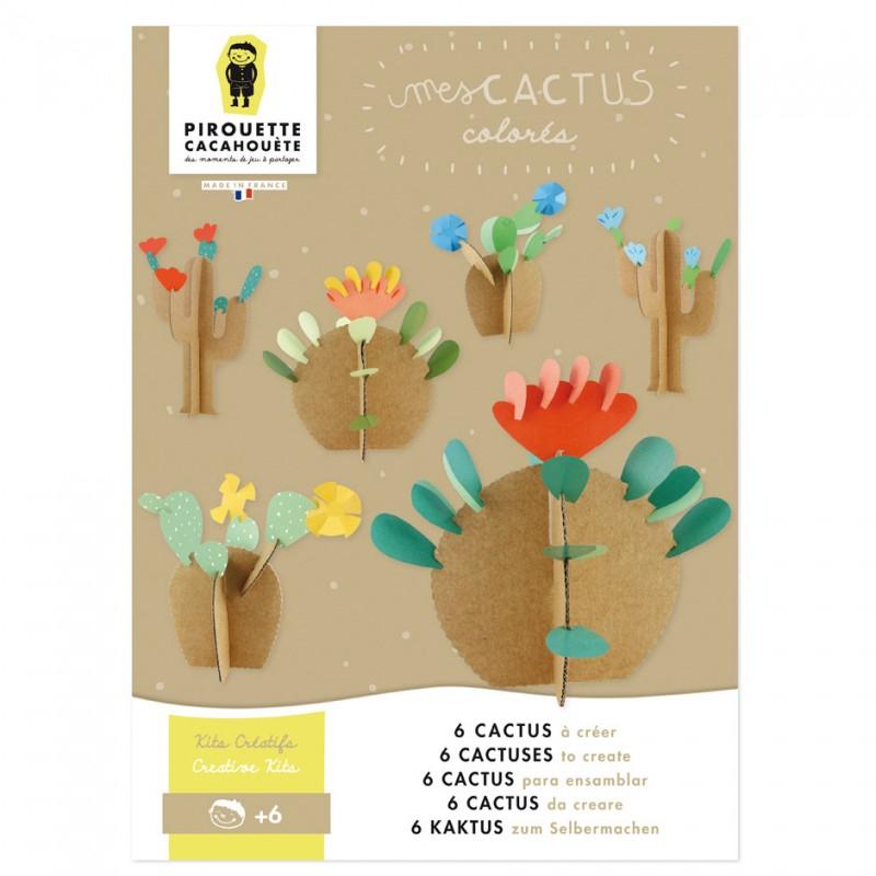 creative kit diy cactus