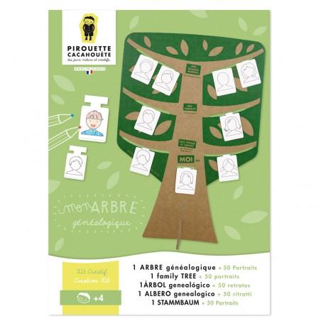 arbre généalogique pour les enfants