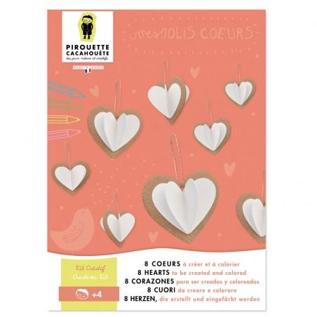 decorative creative kit heart