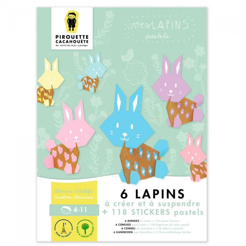 decorative bunnies to make