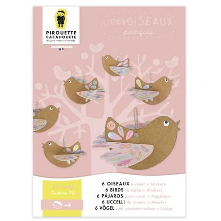 birds do-it-yourself children