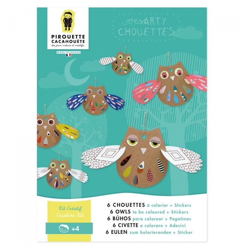 arty owls pirouette cacahuete