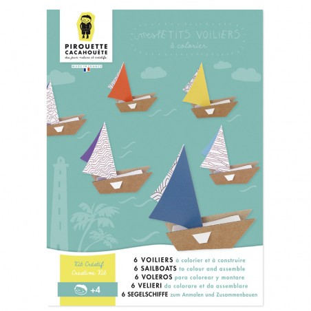 pirouette cacahouete sailboats