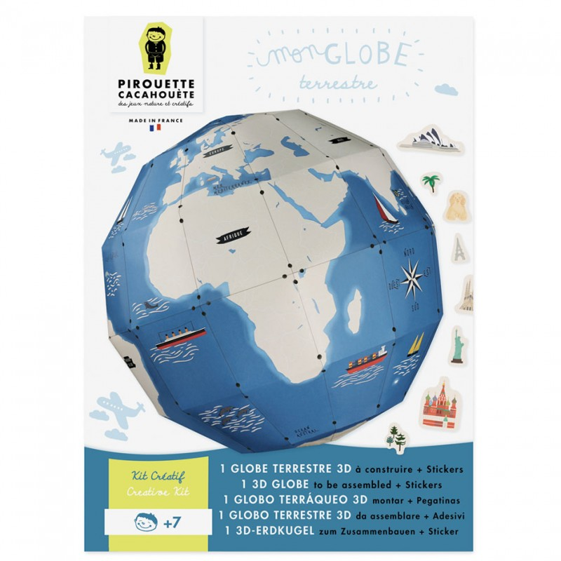 Pirouette Cacahouete Globe