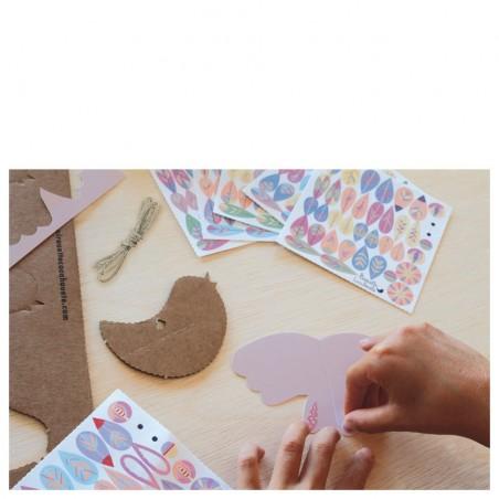 Birds creative workshop