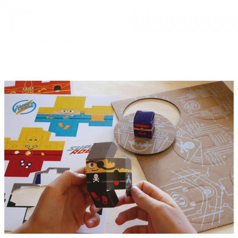 atelier créatif soucoupes volantes