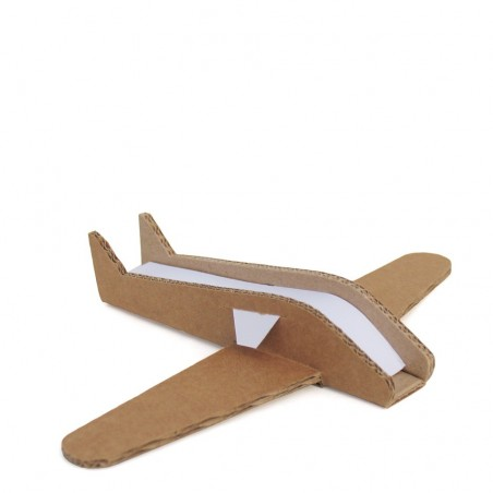 Cardboard planes made in France