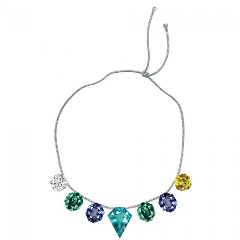 colliers diamant brillant