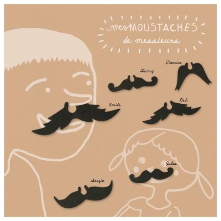 Creative kit mustaches