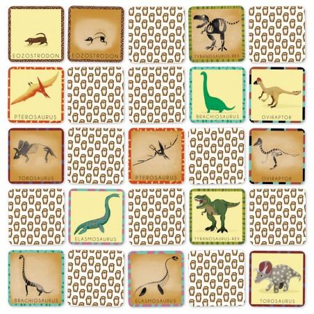 Dinosaurs  memory Game