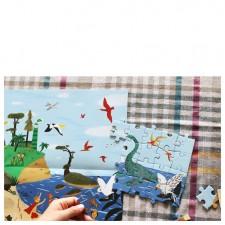 nouveau concept de puzzles enfants