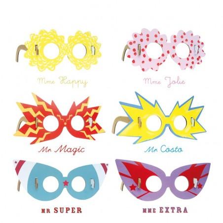 Creative kit glasses