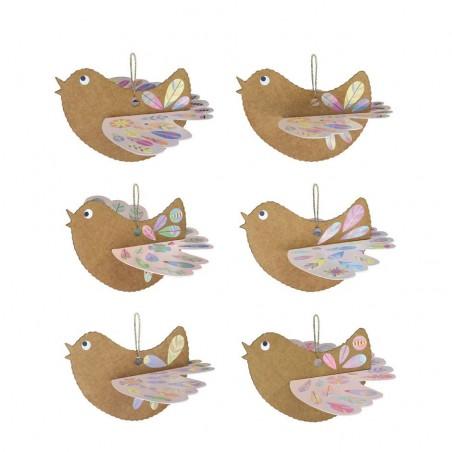 loisir créatif oiseaux france