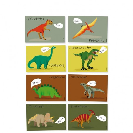birthday Cards dinosaur