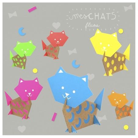Kit créatif Chats