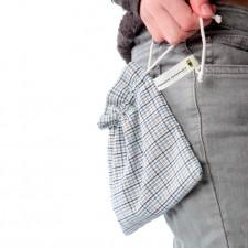 sac de billes en coton
