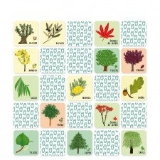 trees memory Game