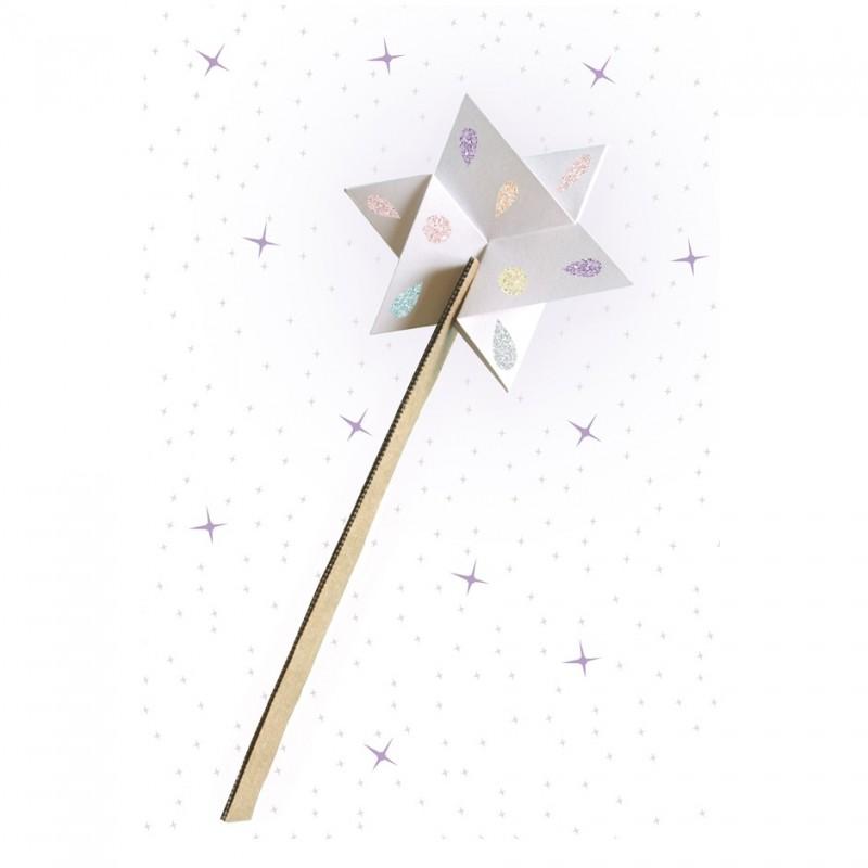 Creative kit wizard magic wands
