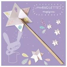 kit créatif baguettes magiques fabriqué en france