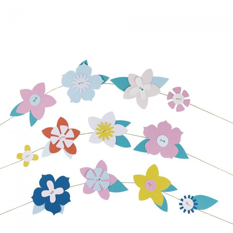couronnes de fleurs diy