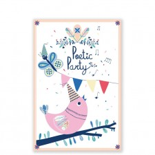 cartes d'invitation princesse