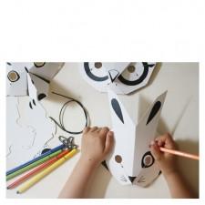 atelier creatif masque lapin