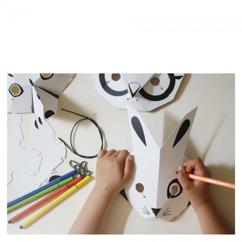 workshop rabbit mask
