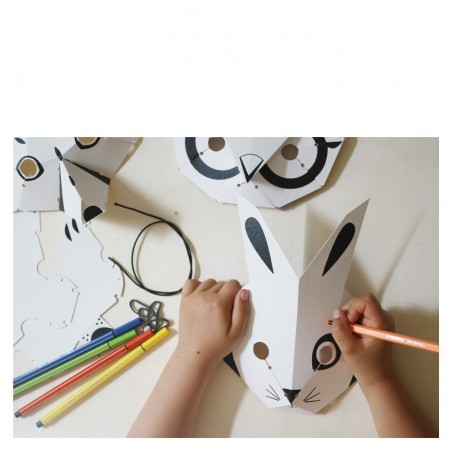 workshop rabbit mask