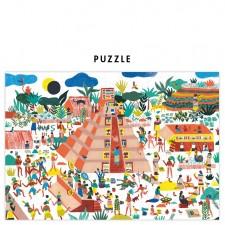 mayan pyramid puzzle