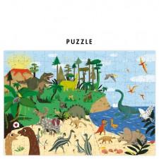 puzzle tyrannosaure