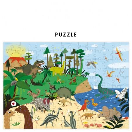 tyrannosaur puzzle