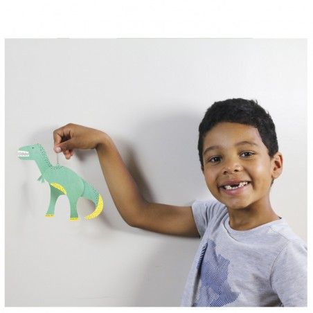 jeu créatif dinosaures