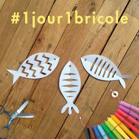1jour1bricole J15-DIY poissons