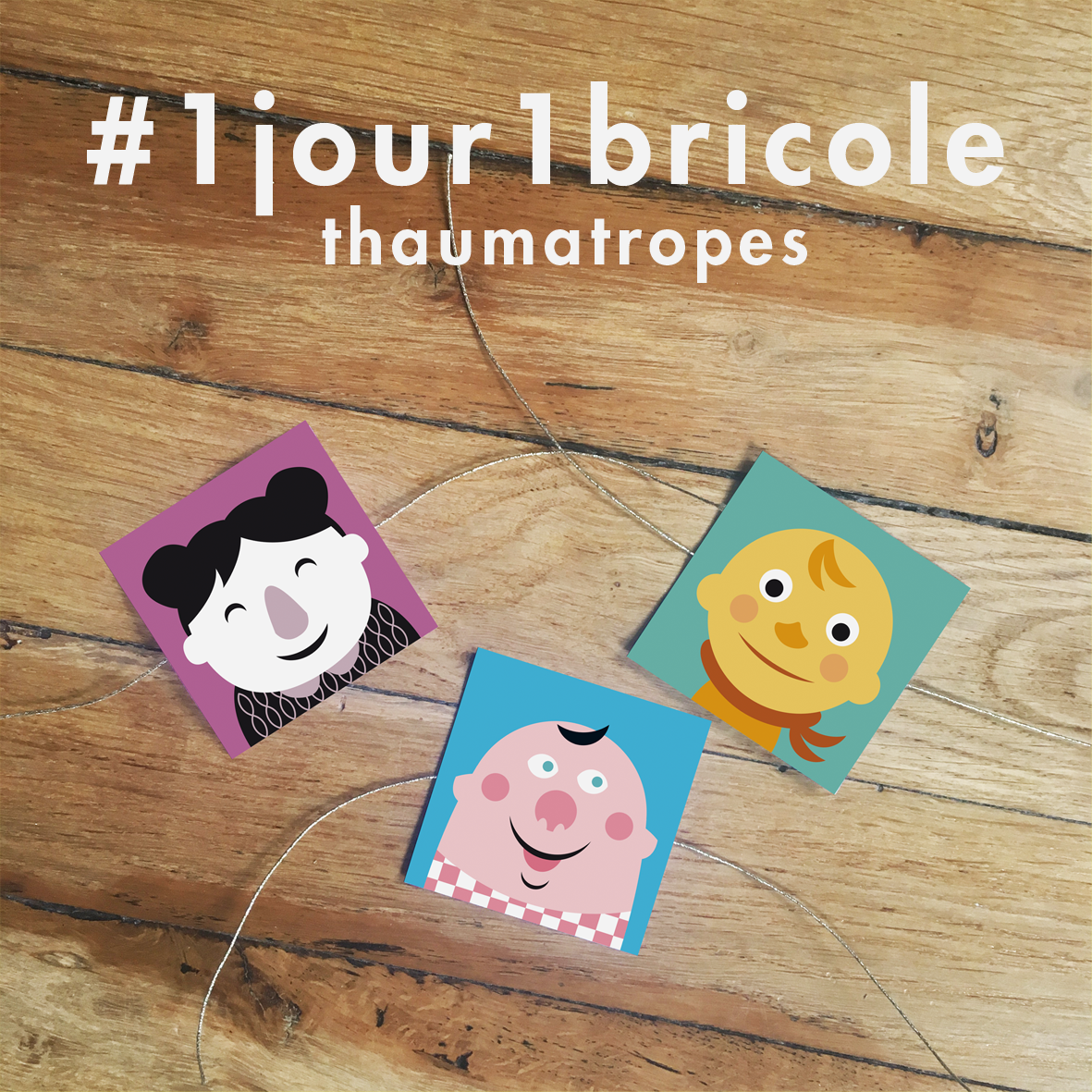 1jour1bricole J22-Taumatropes