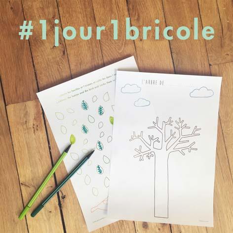 1jour1bricole J5-DIY arbre