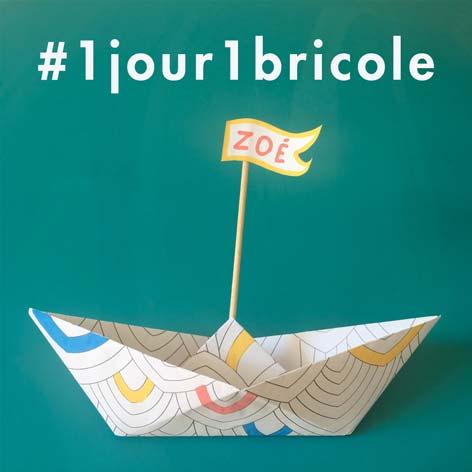 1jour1bricole J8-DIY bateau